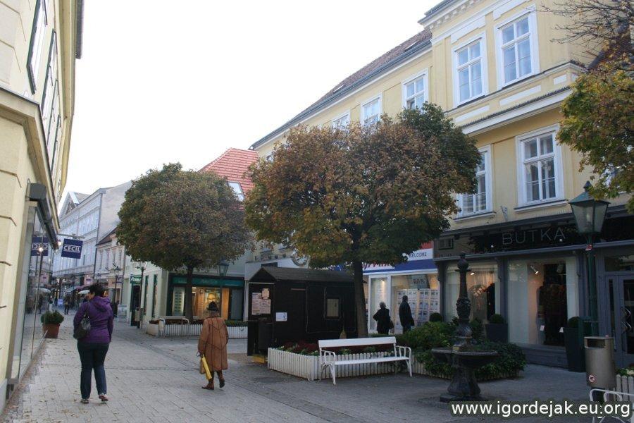 Baden (Baden bei Wien) – ідеальне місто в Австрії