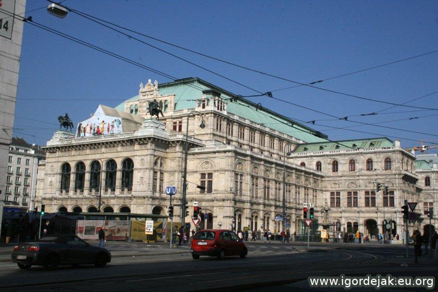 Wien – велична столиця, колись наша, а тепер австрійська