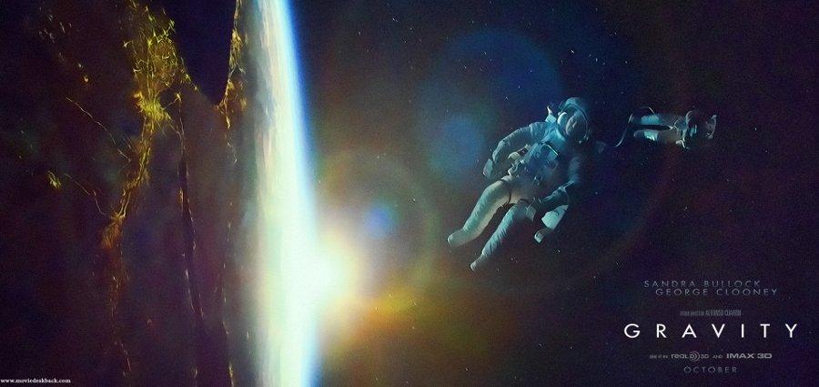 Gravity фільм Гравітація