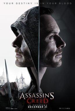 Кредо вбивці / Assassin's Creed - неправильний фільм