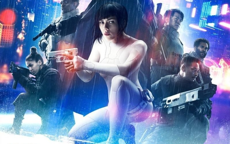 Привид у латах / Ghost in the shell - ДУЖЕ