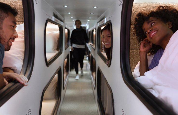 Автобус-готель: ідеальне рішення для екскурсійних турів