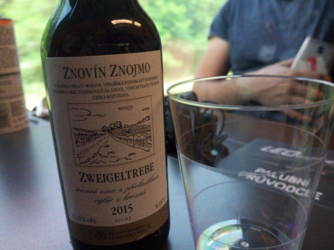 Недобре вино Zweigeltrebe