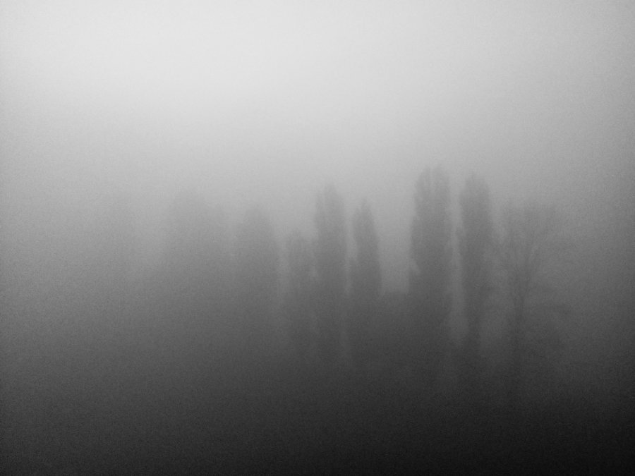 туман над Ужем